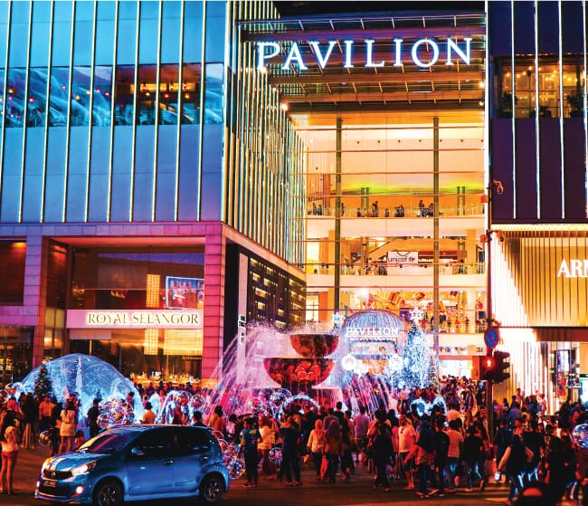 Pavilion Shopping Center